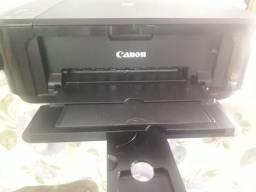 Impressora a cor multifuncional Canon Pixma MG2510 127V preta