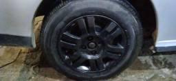 Vendo ou troco roda 14 por roda 17