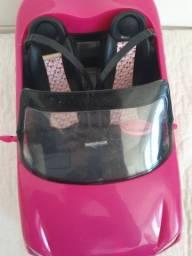 Carro Barbie