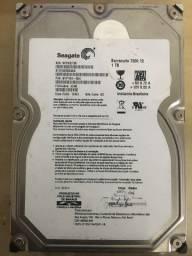 HD 1TB Seagate Barracuda 7200. 12