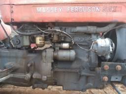 Trator MF 50X