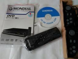Acessórios p/ DVD Mondial (novo)