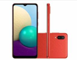 Samsung A02 tela 6.5