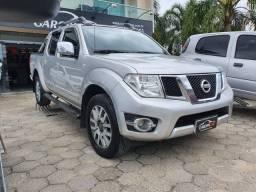 Nissan - Frontier 2.5 SL 4x4 AUT. Top de Linha - 2015