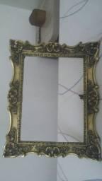 Porta retrato de bronze