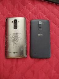 Smartphones para retirada de peças
