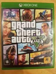 Título do anúncio: Grand Theft Auto 5 xbox one