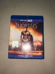DVD Blu-ray 3D Imortais