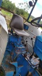 Trator Ford 5000 com implementos*aceito cartão