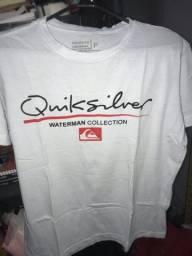 Camisa QuikSilver Tamanho P Nova