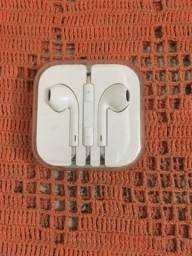 Fones original Apple iPhone entrada p2