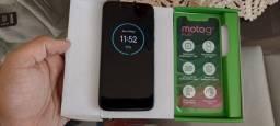 Vendo Moto G7 Play Edição Especial Azul Índigo