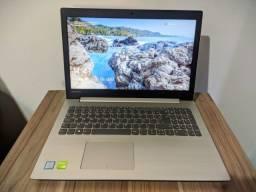 """Notebook Lenovo 15,6"""", I7, SSD, 8GB de RAM e Windows 10"""