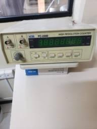 Frequencímetro Digital Icel 2,4 Hz