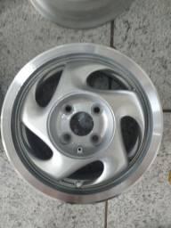 Roda Fiat GM Volkswagen aro 13