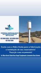 Hidrogoias: Fábrica de Reservatórios Metálicos