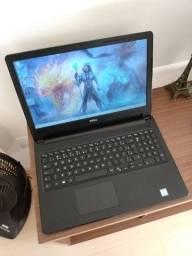 Notebook Dell i3(6° geração ) 4gb ram +1TB