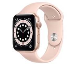 Apple Watch 6 rosê 40MM NOVO LACRADO