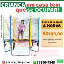 Alugue Camas elásticas infantis