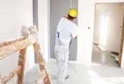 Trabalho com rodapés / piso vinilíco/ pintura ???