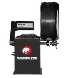 Balanceadora de Rodas Motorizada Automática + capô de proteção // NOVO