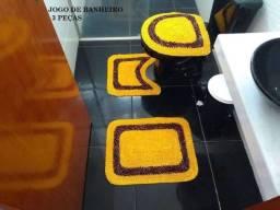 Jogo de banheiro padrão