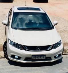 Honda civic EXR 2016
