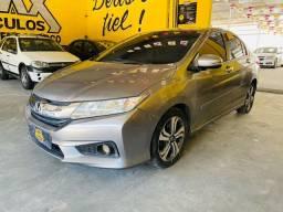 Honda City EXL 2015 Automático GNV G5
