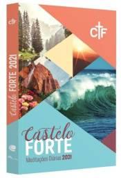 """Devocionário """"Castelo Forte""""/ 2021"""