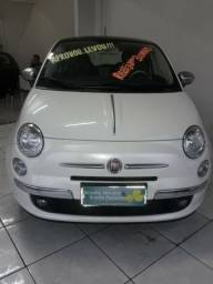 Fiat 500 Gucci 2013 Completo Impecável - 2013