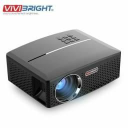 Projetor VIVIBRIGHT GP80 LED 1800 Lumens HD