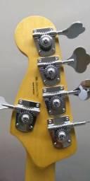 Baixo Fender Jazz Bass Mex (Aceito cartão)