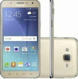 Troco celular J7 Dourado por cel Lenovo ou J5 ou k10 com volta