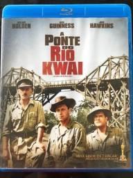 Blu Ray A Ponte do Rio Kwai