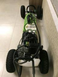 Skate motorizado da dropboard cavemotor
