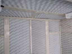 Cabine Acústica de Metal, para Audiometria.