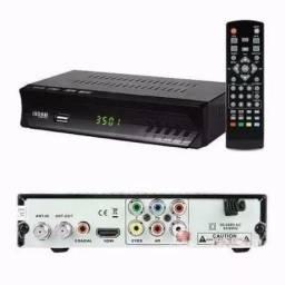 Conversor Digital E Gravador Set Top Box
