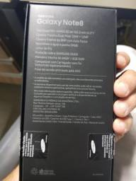 Samsung Note 8 aberto pra Testes NF e garantia