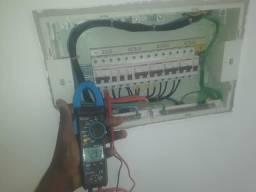 Eletricista bom para trabalhar 71 98626-7099whatsapp de eletricista