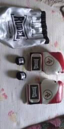 Luvas Boxe/Muay Thai Rudel
