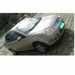 Vendo ford fiesta sedan 1.6 GNV geracao 5 - 2010