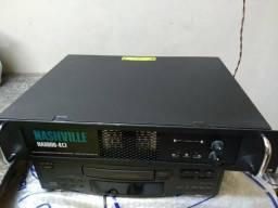 Amplificador Nashiville NA 6600 quase nova