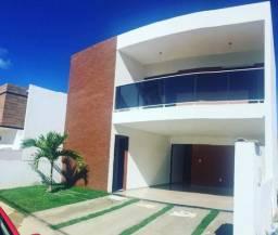 Casa Cond. Fechado, Serraria, 4/4, suíte, 2 vagas, piscina privativa