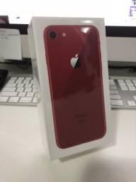IPhone 8/256 gb red lacrado