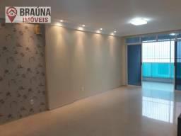 Cond. Varandas de São Marcos 3 suítes todo projetado 142 m² vista mar   Ponta do Farol