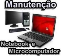 Conserto manutenção Computadores e notebooks