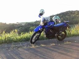Moto XT660 - 2008