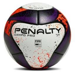 05c4da8faf Bola Futebol de Campo - Penalty Pró - 100% PU