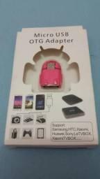 Micro USB OTG adaptador