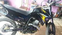 Lander vendou troc por moto com volta